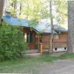 Cabin on Crooked Creek