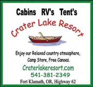 Crater Lake Resort
