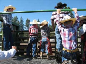 Klamath Tribes Youth Rodeo