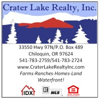 Crater Lake Realty